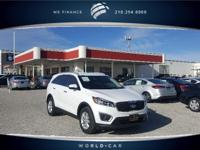 FUEL EFFICIENT 29 MPG Hwy/21 MPG City! CARFAX 1-Owner.