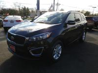 KIA CERTIFIED !! Great deal on this 1-owner Sorento.
