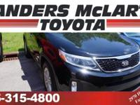 Contact Landers McLarty Toyota today for information on