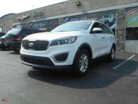 Introducing the 2016 Kia Sorento! Pure practicality in