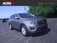 2016 Kia Sorento, key features include: an Auxiliary