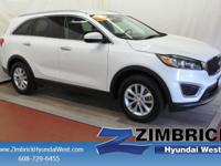 LX trim. CARFAX 1-Owner, ZIMBRICK CERTIFIED PRE-OWNED,