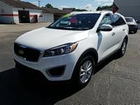 This is a clean and low mile AWD Sorento that just came