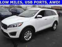 CARFAX One-Owner. AWD, Brake assist, Electronic