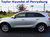 Sorento Kia 2016 6-Speed Automatic with Sportmatic AWD