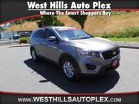SORENTO LX AWD  Options:  Abs Brakes (4-Wheel)|Air