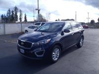 Don't miss out on this 2016 Kia Sorento LX! It comes