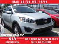 SPRING SAVINGS EVENT! Certified. Sorento Recent