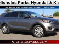 2016 Kia Sorento LX Just Reduced! Recent Arrival!