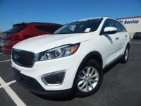 We are excited to offer this 2016 Kia Sorento. CARFAX