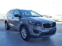 Kia Certified, CARFAX 1-Owner, Excellent Condition. EPA