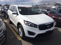 All Wheel Drive, Third Row Seating Sorento LX in
