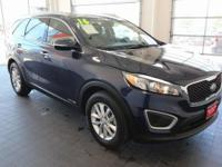 Options:  2016 Kia Sorento