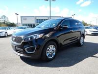Carfax One-Owner. Clean CARFAX Sorento LX, 3.3L DOHC,