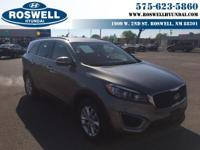 2016 Kia Sorento. Like new. Come to the experts! Be the