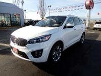 This Baby is loaded ! 2016 Kia Sorento SXL. It has a