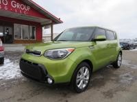 Options:  2016 Kia Soul Back Up Camera! Step Out In