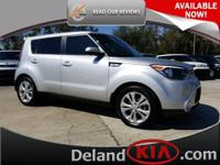 Contact Deland Kia today for information on dozens of