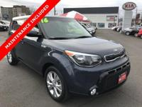 Look at this 2016 Kia Soul +. Its Automatic