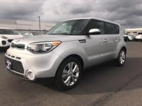 This SILVER 2016 Kia Soul ! might be just the wagon for