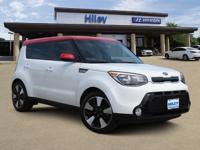 White used 2016 Kia Soul Plus hatchback, FWD, 6-Speed