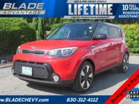 +, Designer's Package, 31/24 Highway/City MPG **LIFE