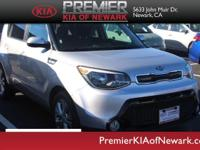 This outstanding example of a 2016 Kia Soul + is