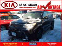 Options:  2016 Kia Soul +|+ 4Dr Wagon|2.0L|4