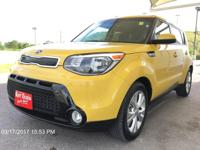 Introducing the 2016 Kia Soul! Very clean and very well