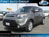New Arrival! CarFax One Owner! This Kia Soul is