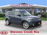 Options:  2016 Kia Soul + Wagon|Blue|4-Cyl 2.0