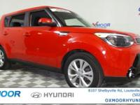 Kia Soul Plus CARFAX One-Owner. MOTOR TREND CERTIFIED,