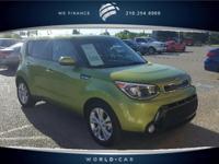 CARFAX 1-Owner. EPA 31 MPG Hwy/24 MPG City! + trim.