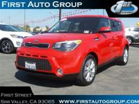 Certified Vehicle! CarFax 1-Owner, This 2016 Kia Soul!