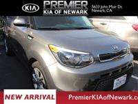 CARFAX One-Owner. Clean CARFAX. Gray 2016 Kia Soul Plus