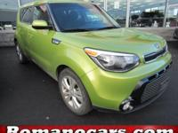 In a class by itself! Introducing the 2016 Kia Soul! It