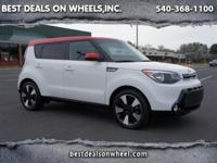 ***WE FINANCE**1-0WNER**CARFAX CERTIFIED**SOUL PLUS