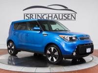 This 1-owner 2016 Kia Soul with only 12,568 miles comes