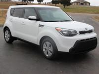 Clean CARFAX. This 2016 Kia Soul in Bright Silver