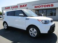 Options:  2016 Kia Soul Base|For More Information On