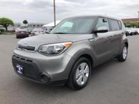 This GRAY 2016 Kia Soul Base might be just the wagon