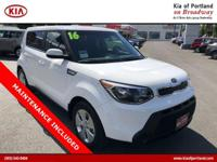 Come see this 2016 Kia Soul Base. Its Automatic