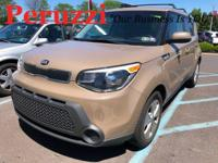 CARFAX One-Owner. Clean CARFAX. Brown 2016 Kia Soul FWD