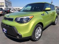 CARFAX One-Owner. 2016 Kia Soul Green One Owner, Fresh