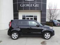 *Low Miles* *This 2016 Kia Soul Base* will sell fast