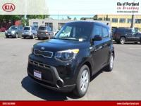 ~~ 2016 Kia Soul Base ~~ CARFAX: 1-Owner, Buy Back