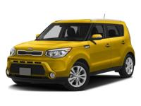 This 2016 Kia Soul Base, has a great Bright Silver