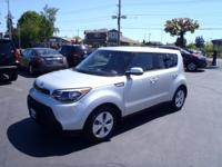 This 2016 Kia Soul is complete with top-features such