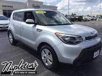 Recent Arrival! Certified. 2016 Kia Soul in Bright