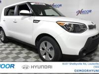 Kia Soul CARFAX One-Owner. Clean Carfax - 1 Owner,